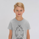 tshirt adult hide and seek boy grey