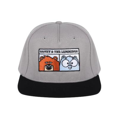 Casquette Grizzy et les lemmings-36