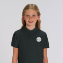 Kid Polo badge girl black
