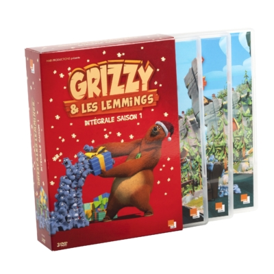 Grizzy_DVD