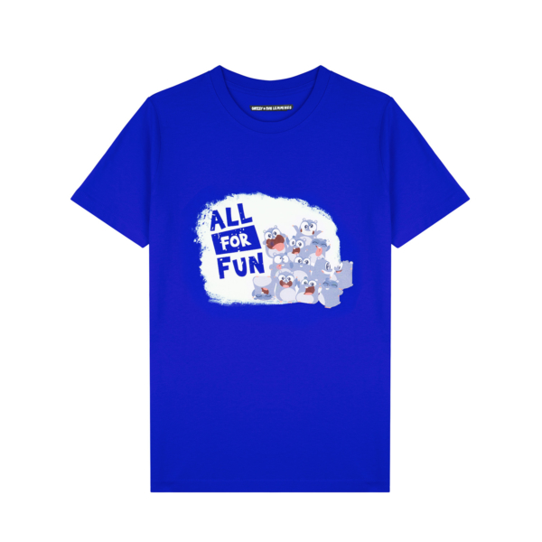 T-shirt All for fun-6